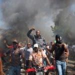 Oposición haitiana