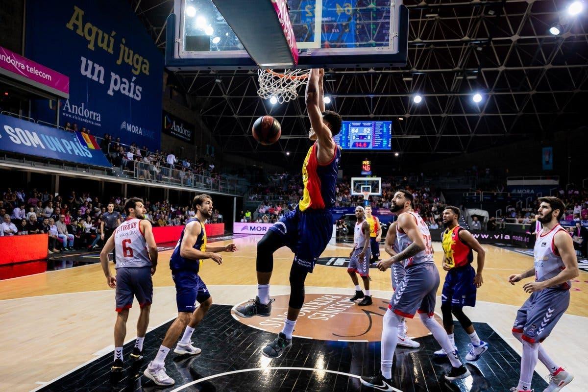 El dominicano Tyson Pérez es elegido mejor jugador Latinoamericano de la quinta jornada