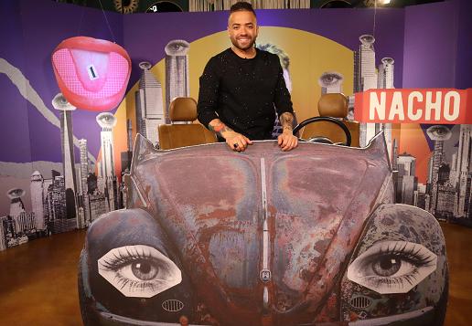 """Nacho enamora y transgrede con """"Uno"""", su primer disco como solista"""