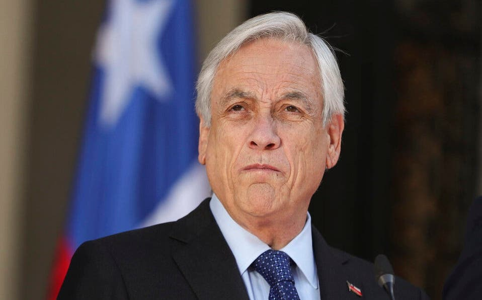 Presidente de Chile pide la renuncia a todos sus ministros