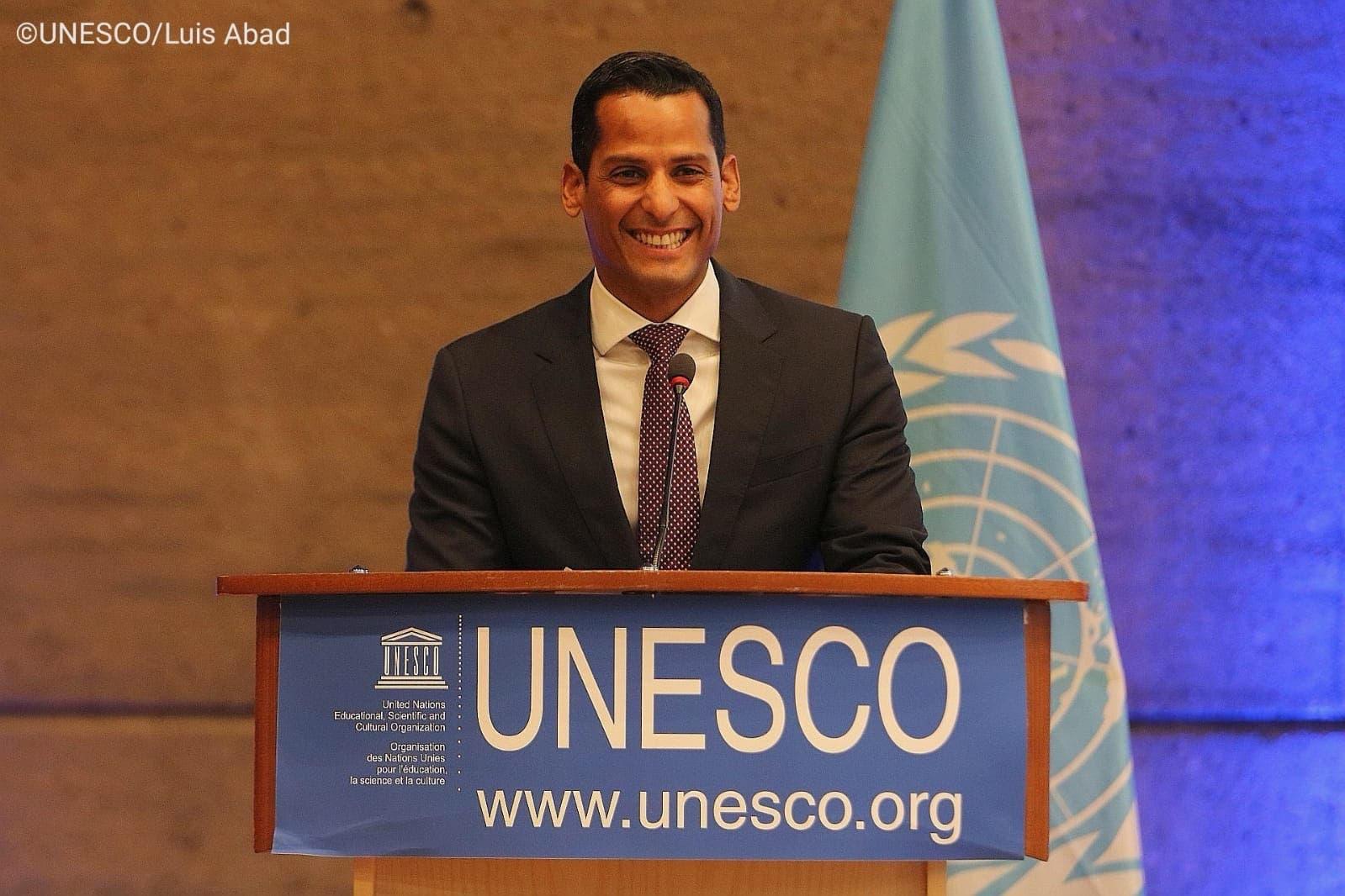Marcos Díaz electo presidente Consejo Mundial contra el Dopaje en el Deporte de UNESCO