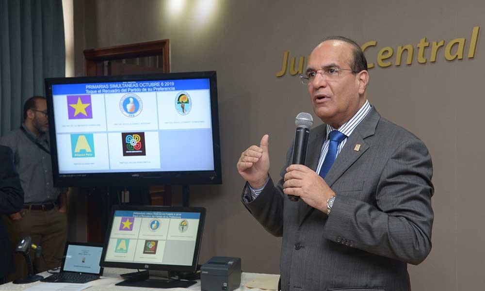 Conozca las empresas que la JCE consultó para auditoría sistema de voto automatizado