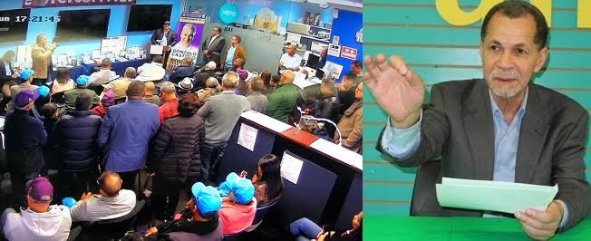 Alianza País en Estados Unidos denuncia PLD se reúne en local donde opera JCE en El Bronx