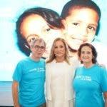 Eduardo Gallardo, Jatnna Tavarez y Rosa Elcarte