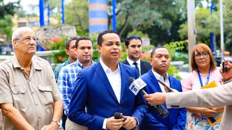 El director de la Oficina Nacional de Evaluación Sísmica y Vulnerabilidad de Infraestructura y Edificaciones ONESVIE, Omar Guevara