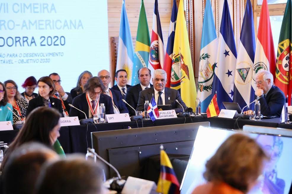 República Dominicana fue escogida como sede de la Cumbre Iberoamericana 2022