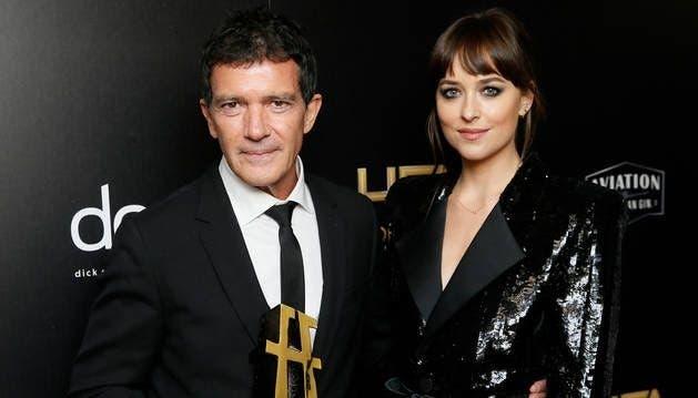 Antonio Banderas gana el premio al mejor actor en los Hollywood Film Awards