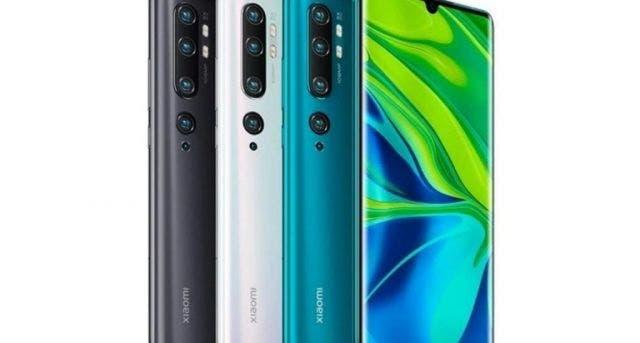 Xiaomi lanza el primer móvil con una cámara que supera los 100 megapíxeles