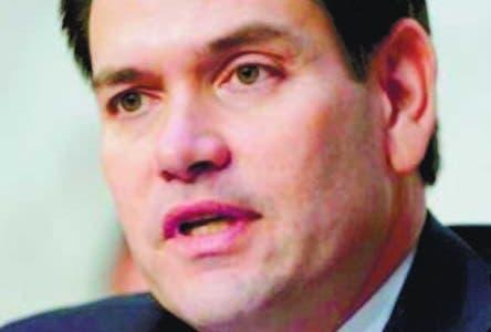 Senador republicano por la Florida, Marco Rubio.  Foto: Joshua Roberts. REUTERS.