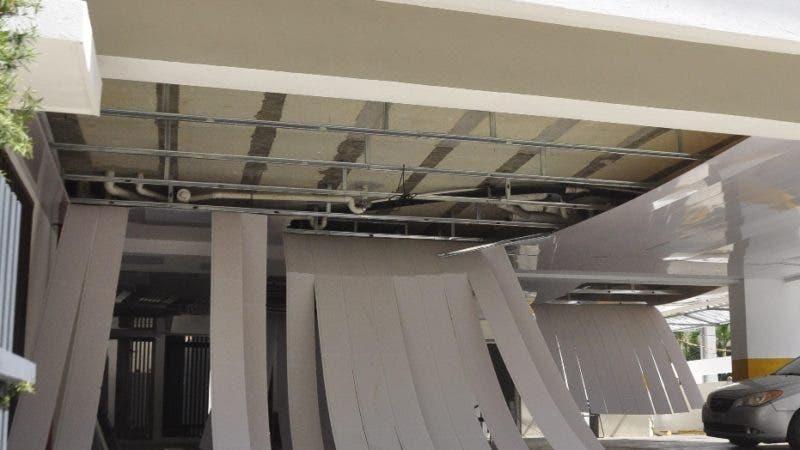 El pais.Explosión en un edificio en construcción en el sector Evaristo Morales del Distrito Nacional.Hoy/Pablo Matos   13-11-2019