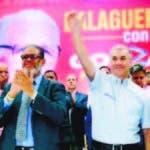 El candidato presidencial delPartido de la Liberación Dominicana (PLD), Gonzalo Castillo, fue proclamado este domingo por el Directorio Balaguerista (DB), como su candidato a la Presidencia de la República para las elecciones de mayo del 2020. Modesto Guzmán, destacó que todos los balagueristas de verdad apoyarán incondicionalmente a GonzaloCastillo, quien continuará la grandiosa obra del presidente Danilo Medina, ypor eso lo llevarán a la victoria en primera vuelta.  Hoy/Fuente Externa 17/11/19