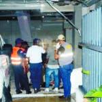 Explosion en sector Evaristo Morales deja dos muertos y cuatro heridos y se desconocen hasta el momento las causas de la explosion.   12-11-2019 HOY / Ariel Gomez