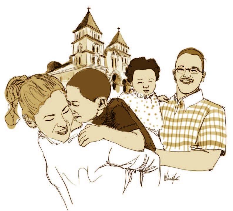 En ocasión del mes de la familia, resumen de una Ultreya