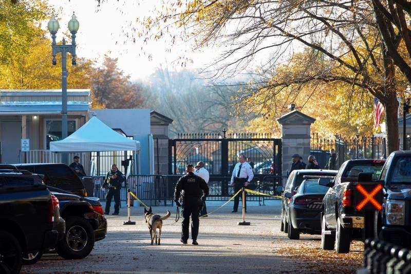 Cierran la Casa Blanca y el Capitolio tras alerta de seguridad
