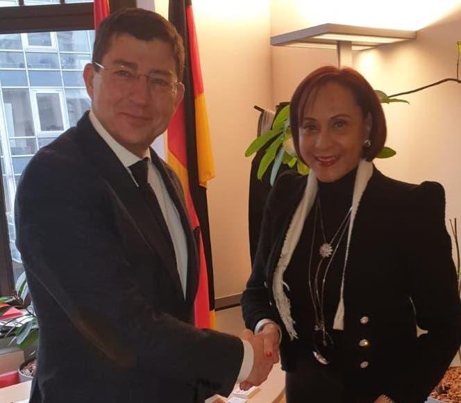 Realizan donación de libros al Instituto Cervantes en Alemania