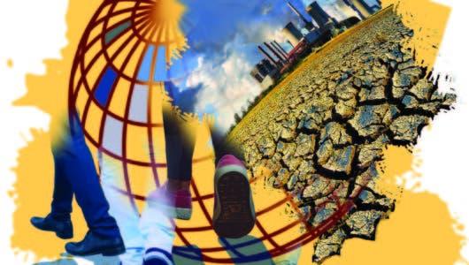 Advierten cambio climático sería  un potente   expulsor de poblaciones  afectadas