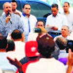 LICEY AL MEDIO, Santiago. -El presidente Danilo Medina dinamizará la economía de esta zona, con la donación de una procesadora de alimentos balanceados para animales, en beneficio de la Asociación de Porcicultores de Licey al Medio (APORLI). La iniciativa atiende una solicitud hecha por los 151 socios de la referida asociación, de los cuales 133 son hombres, 18 mujeres y 33 jóvenes, durante la Visita Sorpresa 272 realizada por el jefe de Estado para democratizar las oportunidades de crecimiento y bienestar en todo el país.  Hoy/Fuente Externa 17/11/19