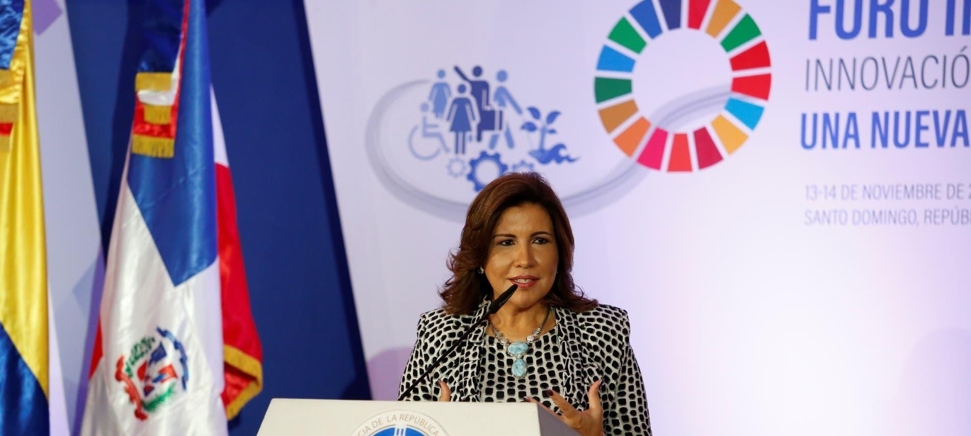 Vicepresidenta resalta mejoría en indicadores desarrollo social