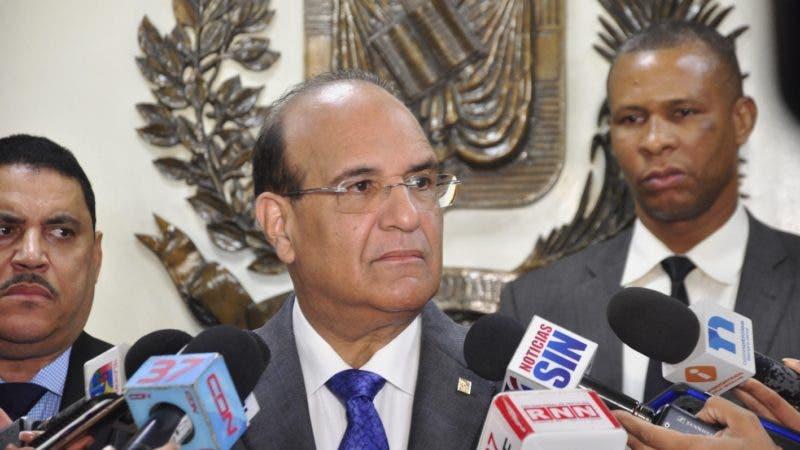 El presidente de la Junta Central Electoral (JCE), Julio César Castaños Guzmán.Hoy/Pablo Matos.