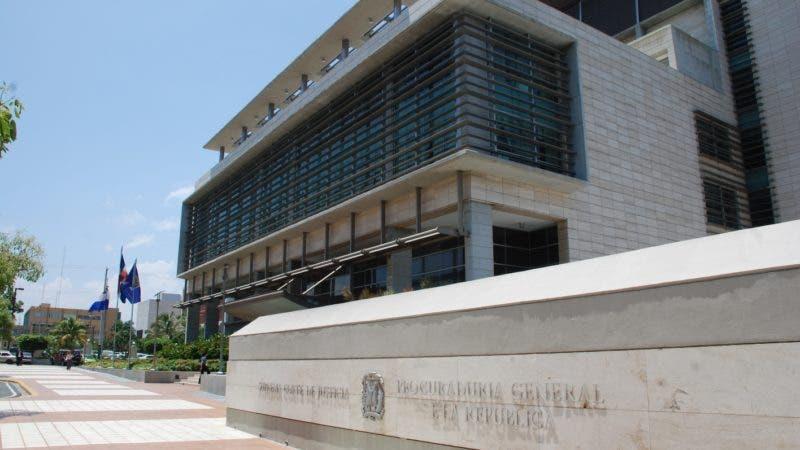 Fachada. Suprema Corte de Justicia (SCJ) y Procuraduria General de la Republica. El Nacional/ Jorge Gonzalez.