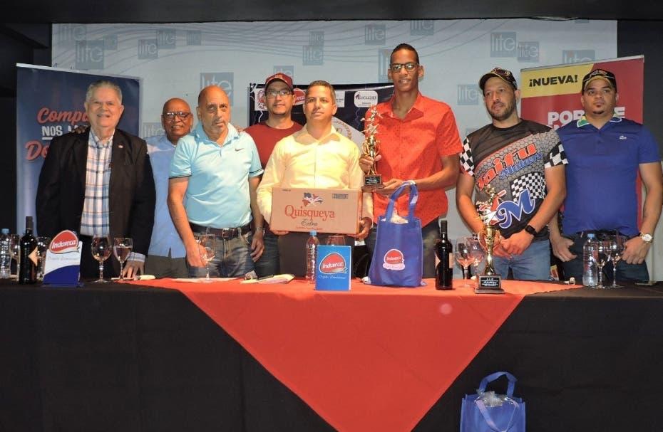 Premian a Mejía en basket La Vega - Hoy Digital (República Dominicana)