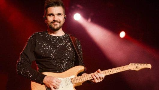 La noche de Juanes como Persona del Año