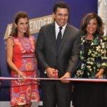 Apertura de VII Feria de Emprendedores encabezado por el alcalde del D.N David Collado. Arlenis Castillo/12/11/19
