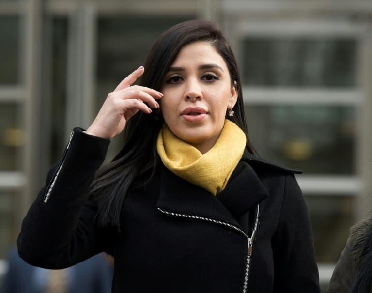 """La esposa del Chapo aspira a ser estrella de TV en un """"reality"""""""