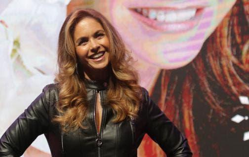 Lucero niega la existencia de un catálogo de prostitución de Televisa