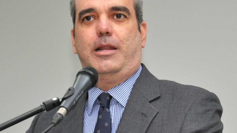 Visita del Candidato vicepresidencial por el PRD, Luis Abinader a Santiago 21 / 2 / 2012. Nelson Alvarez