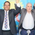 El pais.Dominicanos por el Cambio proclama a Taveras Guzmán como su candidato a senador por la provincia Santo Domingo.Hoy/Pablo Matos   21-11-2019