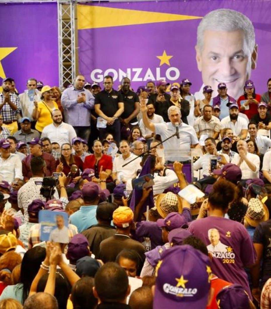 Gonzalo dice imprimirá su propio sello a Gobierno 2020