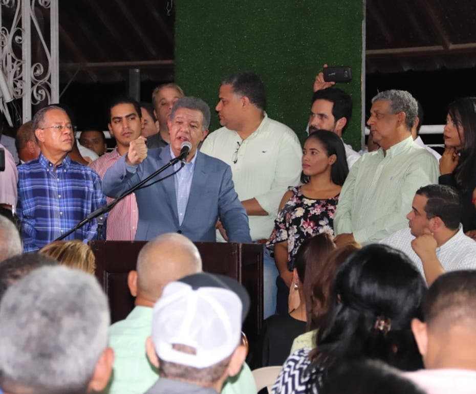 Aplazan audiencia recurso busca anular candidatura de Leonel Fernández
