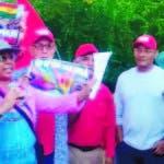 Activistas de Rep. Dom.reclaman regreso de Evo Morales a la presidencia de Bolivia.  Hoy/Fuente Externa 17/11/19