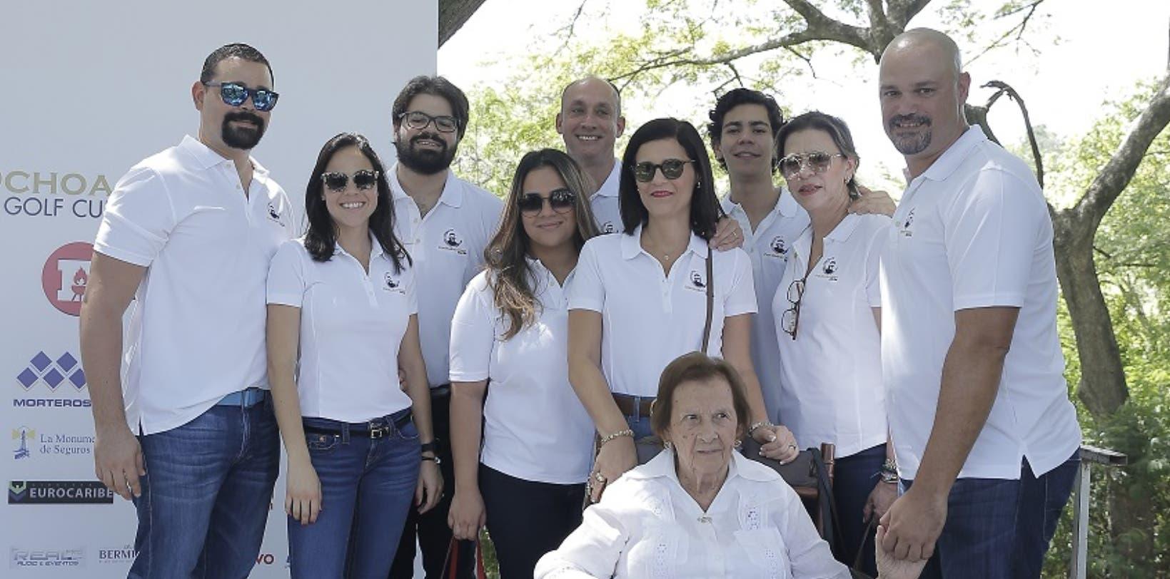 Golf en memoria de Don Marino Ochoa