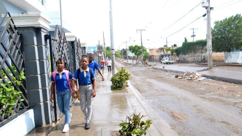 Las Calles de Mercado Nuevo Libre de Buhoneros. Hoy/ Arlenis Castillo07/11/19.