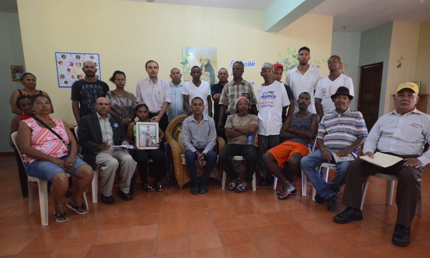 Campesinos  El Seibo cumplen 44 años luchando por  tierra que ponen  producir