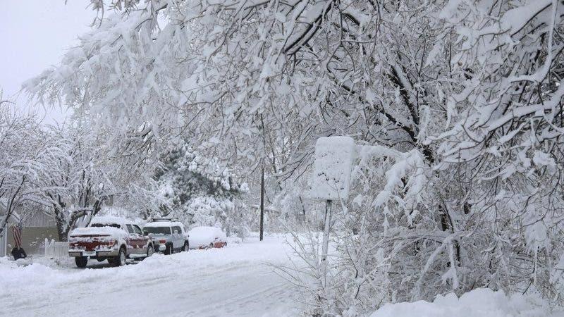 Advierten a viajeros sobre potente tormenta en EEUU