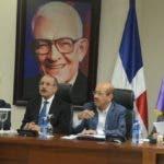 El Pais/  El Presidente Danilo Medina Sanchez participa de la Reunion del Comite Politico,en la Oficina  del Comite Politico ,del PLD, ,Hoy/Jose Francisco ,19-11-2019