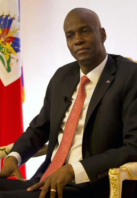 Presidente Haití tiene reuniones para superar crisis