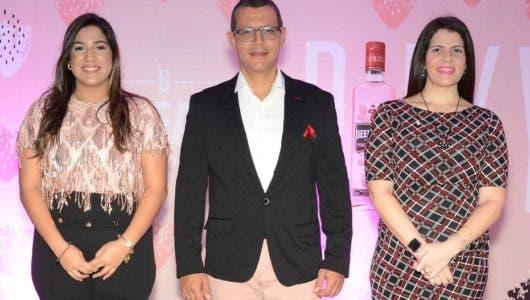 Llega Beefeater Pink desde Londres a Santo Domingo
