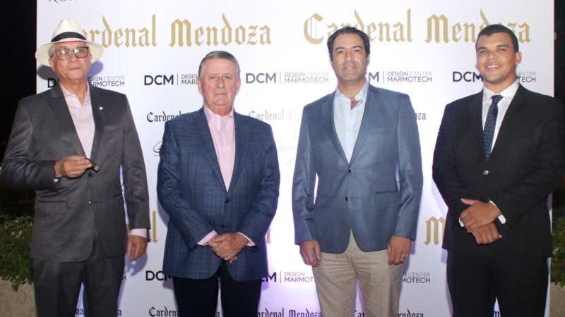 Cardenal Mendoza Golden Week: cigarros, cacao y brandy