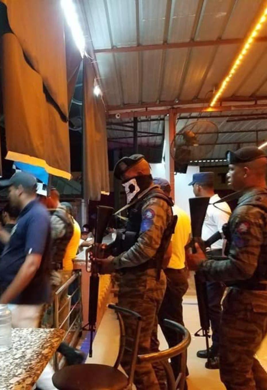 Autoridades cierran centros de prostitución en Puerto Plata