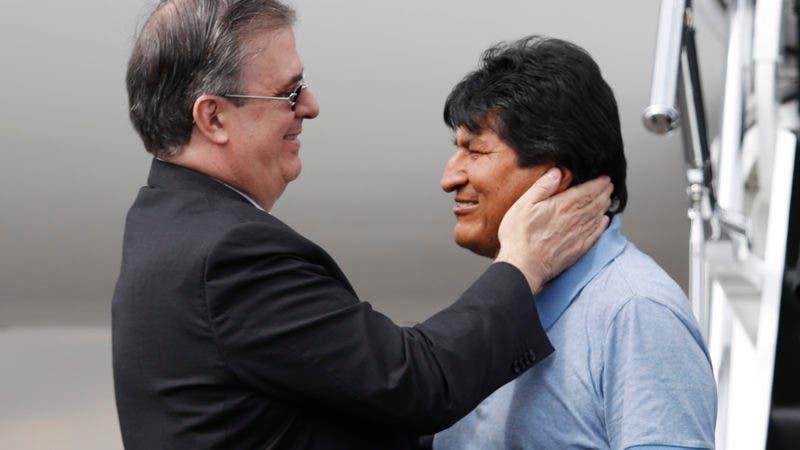APTOPIX Mexico Evo Morales