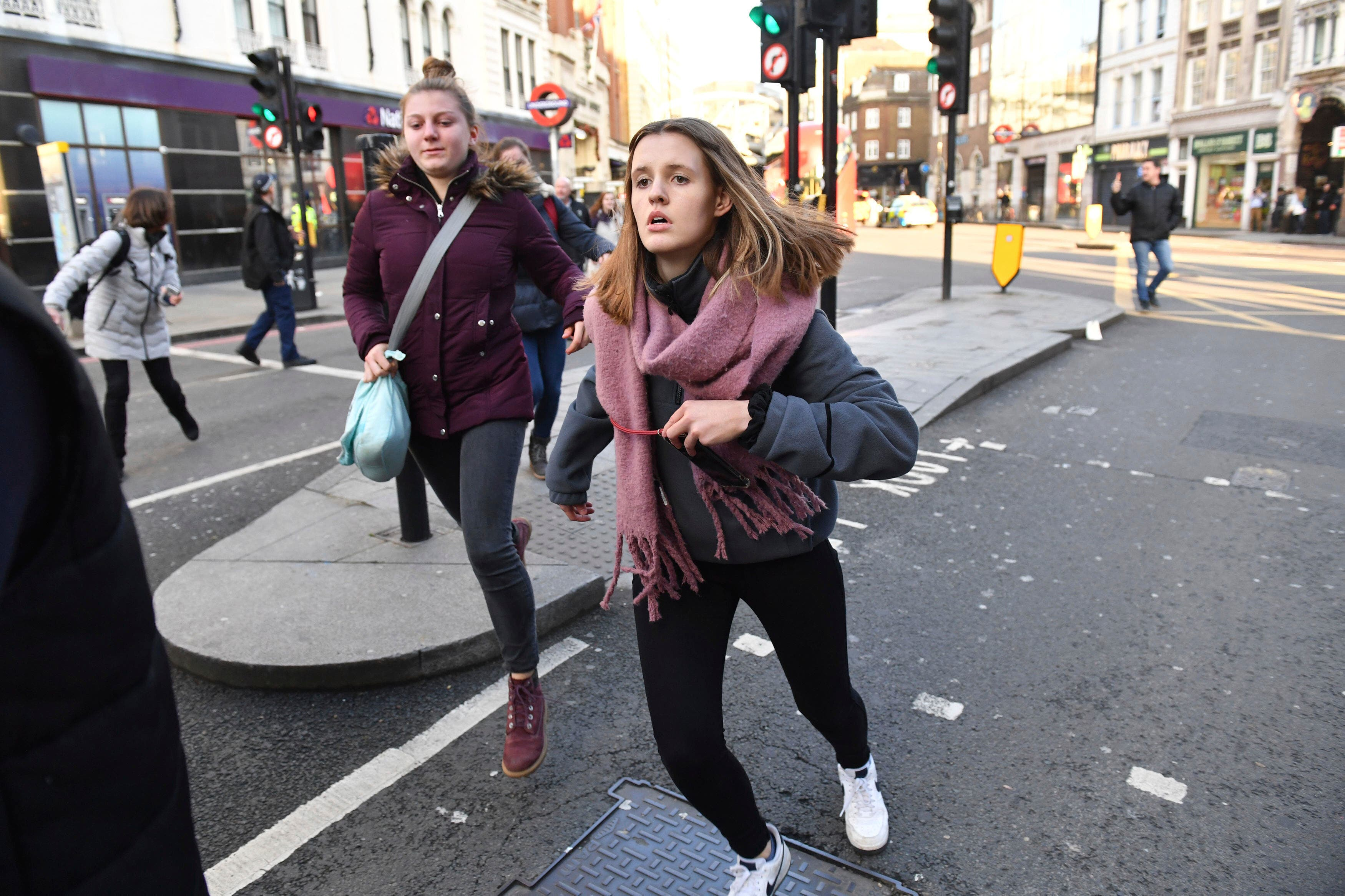 Video: Tiroteo en Puente de Londres