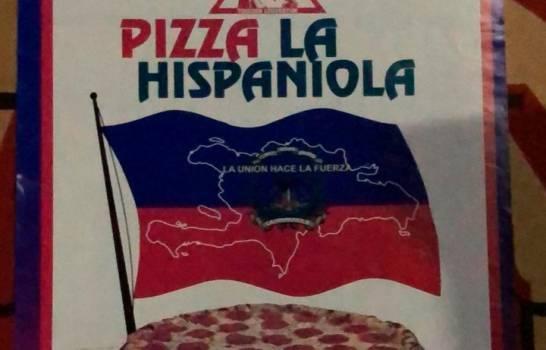 Esta es la medida de coerción impuesta a hombre por ultrajar símbolos patrios en cajas de pizza