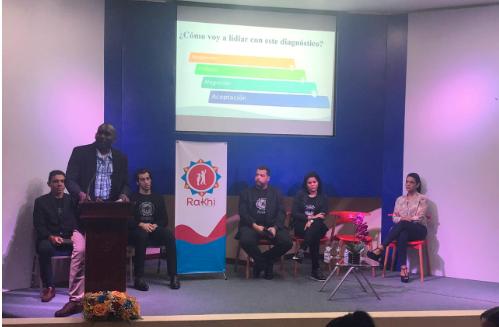 Grupo Rakhi realiza charla para promover consciencia sobre autismo
