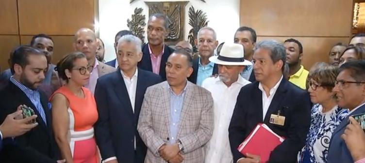 Comisión acudió a JCE: Están dadas las condiciones para que Leonel Fernández sea el próximo presidente