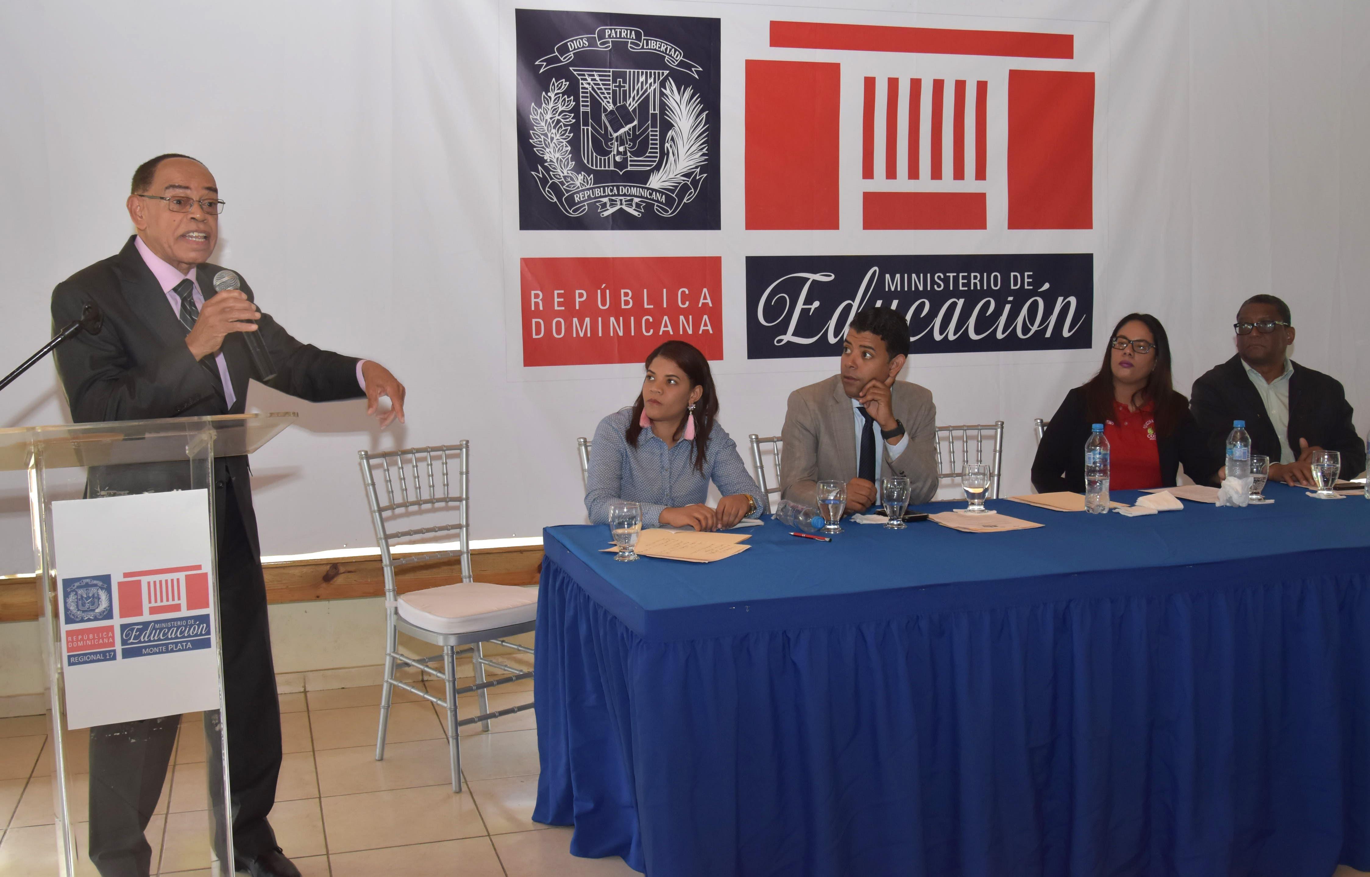 Enfatizan expansión de la cultura de paz entre estudiantes de los centros educativos