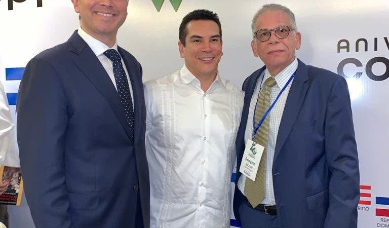 Moreno Cárdenas es electo presidente de la COPPPAL